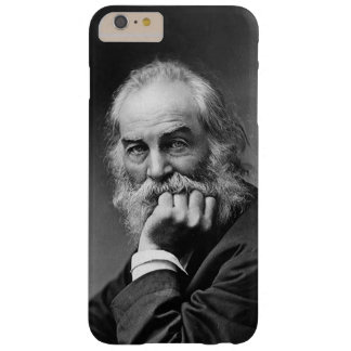 Coque iPhone 6 Plus Barely There Feuille de Walt Whitman d'herbe
