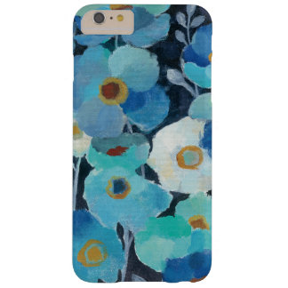 Coque iPhone 6 Plus Barely There Fleurs d'indigo