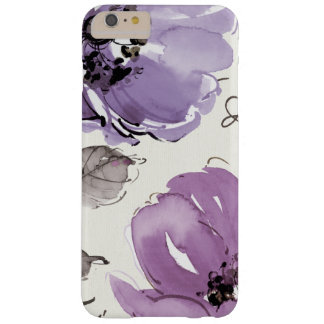 Coque iPhone 6 Plus Barely There Fleurs pourpres