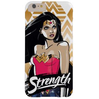 Coque iPhone 6 Plus Barely There Force de femme de merveille