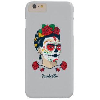 Coque iPhone 6 Plus Barely There Frida Kahlo   El Día de los Muertos