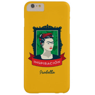 Coque iPhone 6 Plus Barely There Frida Kahlo | Inspiración