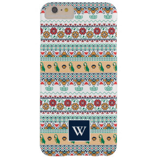 Coque iPhone 6 Plus Barely There Frida Kahlo | Patrón de Colores