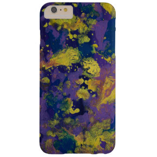 Coque iPhone 6 Plus Barely There Galaxie pourpre