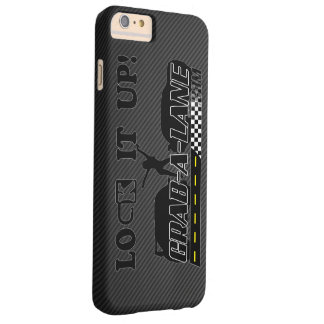 """Coque iPhone 6 Plus Barely There Grippage-UN-Ruelle """"SERRURE IL"""" iPhone 6/6S PLUS"""