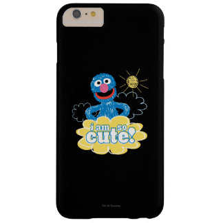 Coque iPhone 6 Plus Barely There Grover mignon