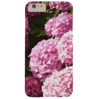 Coque iPhone 6 Plus Barely There Hortensias roses