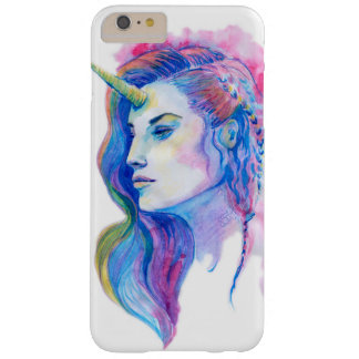 Coque iPhone 6 Plus Barely There Illustration magique violette lumineuse