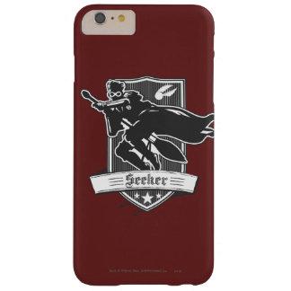 Coque iPhone 6 Plus Barely There Insigne de chercheur de Harry Potter |