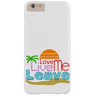 Coque iPhone 6 Plus Barely There iPhone 6/6s Plus Case Valentine - Sea, sun, beach
