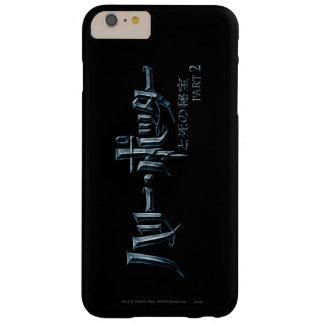 Coque iPhone 6 Plus Barely There Japonais de Harry Potter