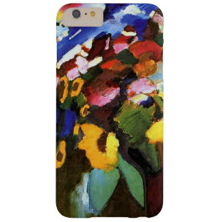 Coque iPhone 6 Plus Barely There Jardin de Wassily Kandinsky-Murnau