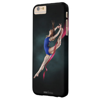 Coque iPhone 6 Plus Barely There La ballerine de Katya sautent le cas haut de