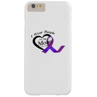 Coque iPhone 6 Plus Barely There la conscience s de lupus je porte le pourpre pour