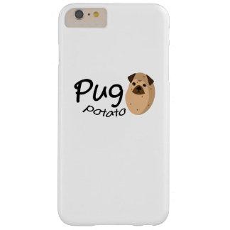 Coque iPhone 6 Plus Barely There L'amant drôle de cadeau de pomme de terre de