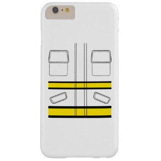 Coque iPhone 6 Plus Barely There Le corps de sapeurs-pompiers badine l'homme du feu