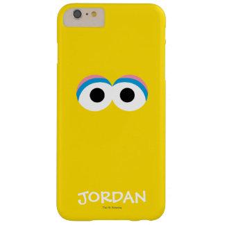 Coque iPhone 6 Plus Barely There Le grand visage | de grand oiseau ajoutent votre