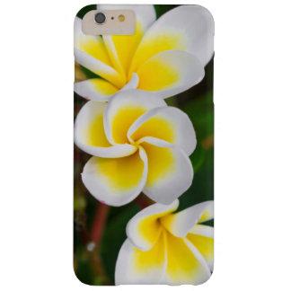 Coque iPhone 6 Plus Barely There Le Plumeria fleurit le plan rapproché, Hawaï