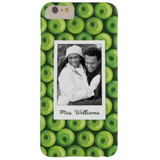Coque iPhone 6 Plus Barely There Les pommes vertes | ajoutent votre photo