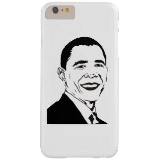 Coque iPhone 6 Plus Barely There Les vies noires de Barack Obama importent toute la