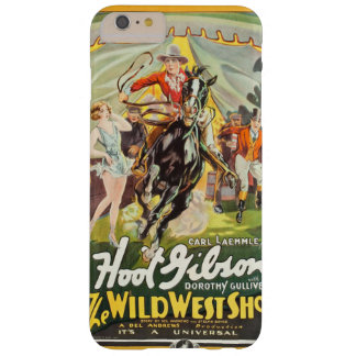 Coque iPhone 6 Plus Barely There L'exposition occidentale sauvage (Universal, 1928)
