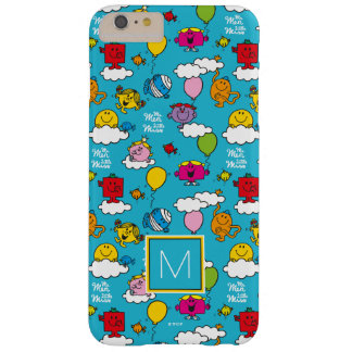 Coque iPhone 6 Plus Barely There M. Men et petits oiseaux et ballons de la Mlle |