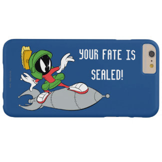 Coque iPhone 6 Plus Barely There MARVIN le MARTIAN™ montant Rocket