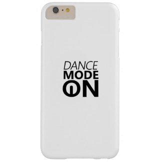 Coque iPhone 6 Plus Barely There Mode de danse de cadeau de danse dessus