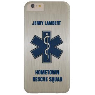Coque iPhone 6 Plus Barely There Modèle nommé de luxe d'infirmier