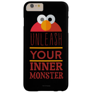 Coque iPhone 6 Plus Barely There Monstre intérieur d'Elmo