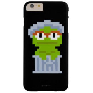 Coque iPhone 6 Plus Barely There Oscar l'art de pixel de rouspéteur