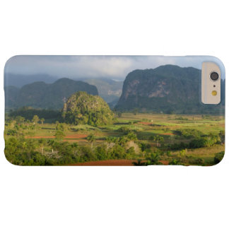 Coque iPhone 6 Plus Barely There Paysage panoramique de vallée, Cuba