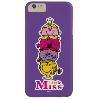 Coque iPhone 6 Plus Barely There Petite petite Mlle Standing Tall de la Mlle  