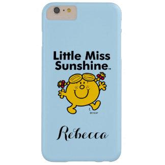 Coque iPhone 6 Plus Barely There Petite petite Mlle Sunshine de la Mlle   est un
