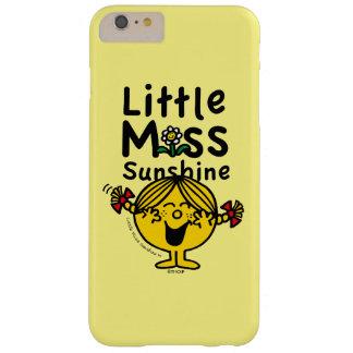 Coque iPhone 6 Plus Barely There Petite petite Mlle Sunshine Laughs de la Mlle  