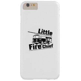 Coque iPhone 6 Plus Barely There Peu de sapeur-pompier de chef d'homme du feu de