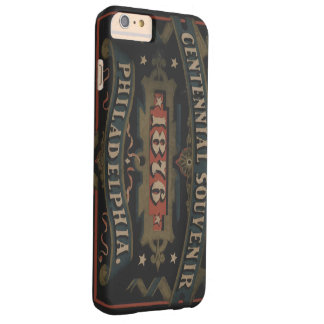 Coque iPhone 6 Plus Barely There Philadelphie Pennsylvanie 1876