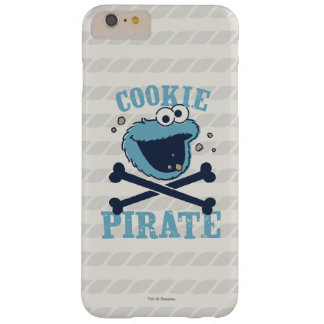 Coque iPhone 6 Plus Barely There Pirate de biscuit