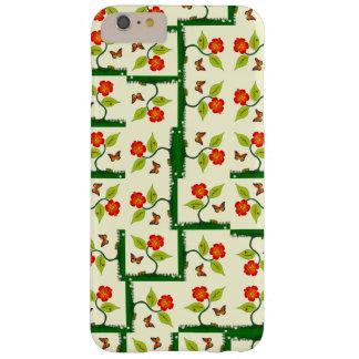Coque iPhone 6 Plus Barely There Plantes et fleurs