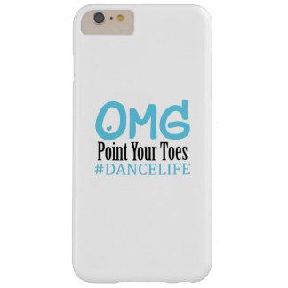 Coque iPhone 6 Plus Barely There Point drôle d'Omg de professeur de cadeau de danse