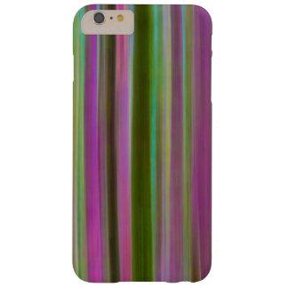 Coque iPhone 6 Plus Barely There Résumé de forêt tropicale de Hoh au crépuscule  