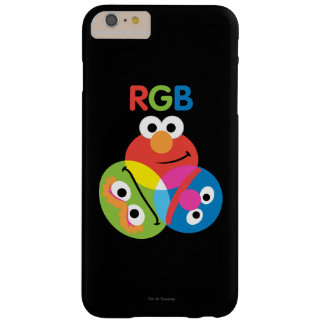 Coque iPhone 6 Plus Barely There Sesame Street de RVB