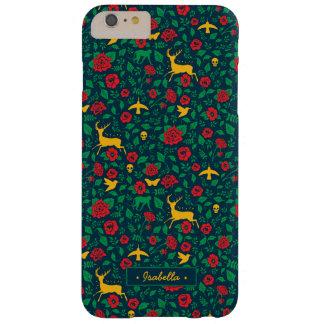 Coque iPhone 6 Plus Barely There Symboles de la vie de Frida Kahlo  