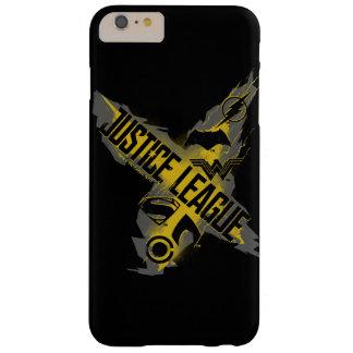 Coque iPhone 6 Plus Barely There Symboles de ligue et d'équipe de justice de la