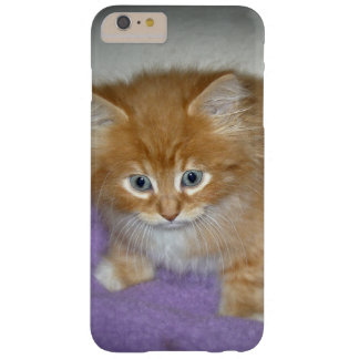 Coque iPhone 6 Plus Barely There Tache sur ce chaton