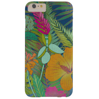 Coque iPhone 6 Plus Barely There Tapisserie tropicale II