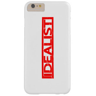 Coque iPhone 6 Plus Barely There Timbre idéaliste