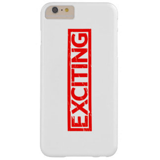 Coque iPhone 6 Plus Barely There Timbre passionnant