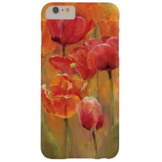 Coque iPhone 6 Plus Barely There Tulipes au milieu