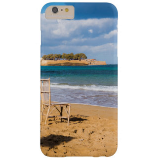 Coque iPhone 6 Plus Barely There Une chaise par la mer